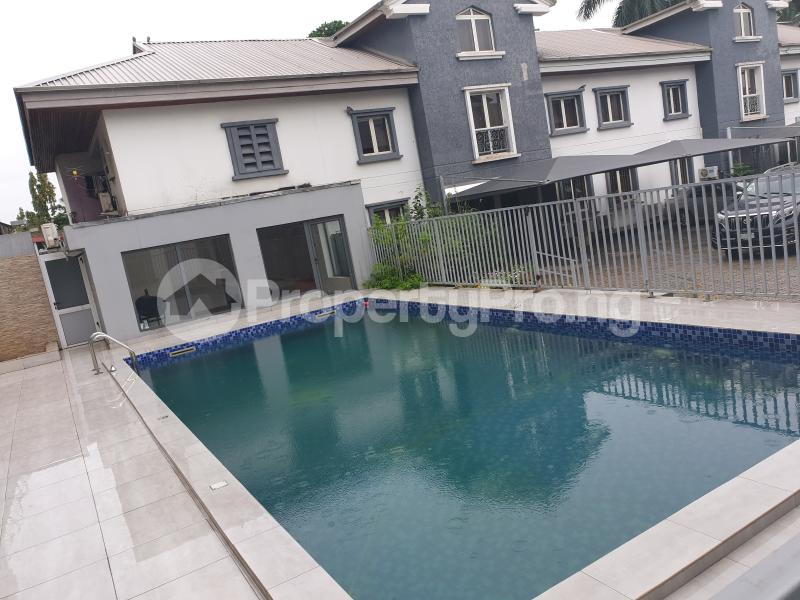 4 bedroom Terraced Duplex House for sale at Magbon Close MacPherson Ikoyi Lagos - 0