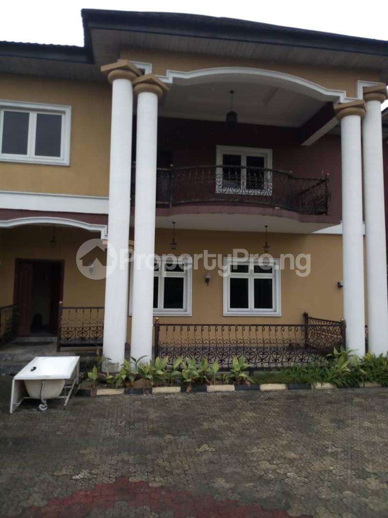 5 bedroom Detached Duplex House for rent Parkland Estate, Off Peter Odili Road Port Harcourt Rivers - 0