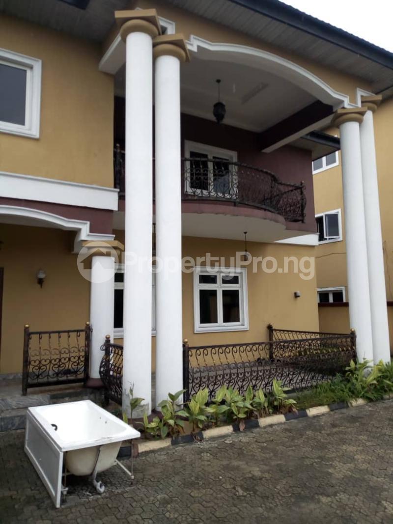 5 bedroom Detached Duplex House for rent Parkland Estate, Off Peter Odili Road Port Harcourt Rivers - 4