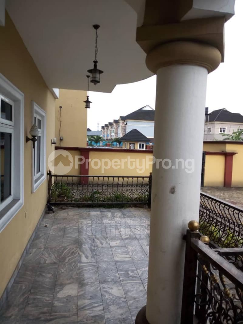 5 bedroom Detached Duplex House for rent Parkland Estate, Off Peter Odili Road Port Harcourt Rivers - 5