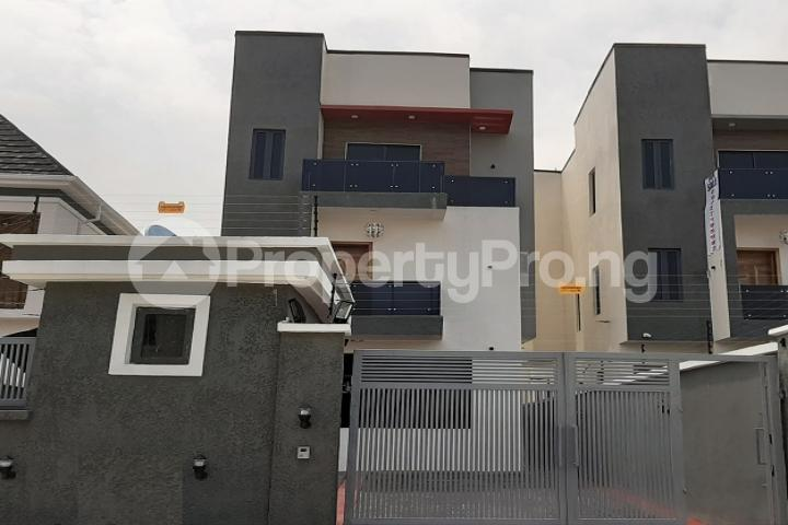 5 bedroom Detached Duplex House for sale Ikota Villa Estate Ikota Lekki Lagos - 1