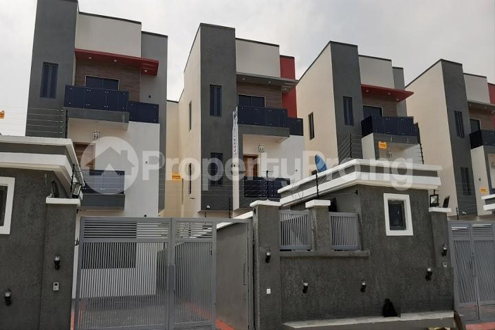 5 bedroom Detached Duplex House for sale Ikota Villa Estate Ikota Lekki Lagos - 2