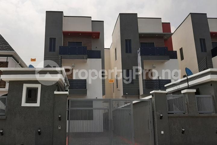 5 bedroom Detached Duplex House for sale Ikota Villa Estate Ikota Lekki Lagos - 0