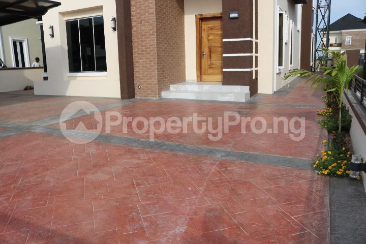 5 bedroom Detached Duplex House for sale Megamound Estate Ikota Lekki Lagos - 4
