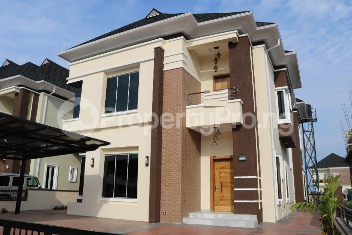 5 bedroom Detached Duplex House for sale Megamound Estate Ikota Lekki Lagos - 0