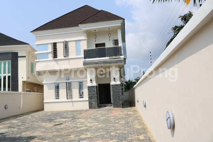 5 bedroom Detached Duplex House for sale Peninsula Garden Estate Peninsula Estate Ajah Lagos - 2