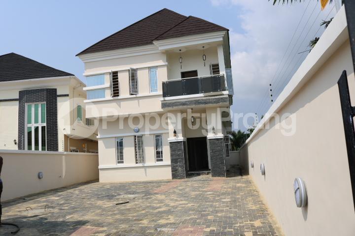 5 bedroom Detached Duplex House for sale Peninsula Garden Estate Peninsula Estate Ajah Lagos - 5
