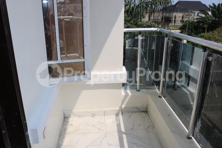 5 bedroom Detached Duplex House for sale Peninsula Garden Estate Peninsula Estate Ajah Lagos - 37