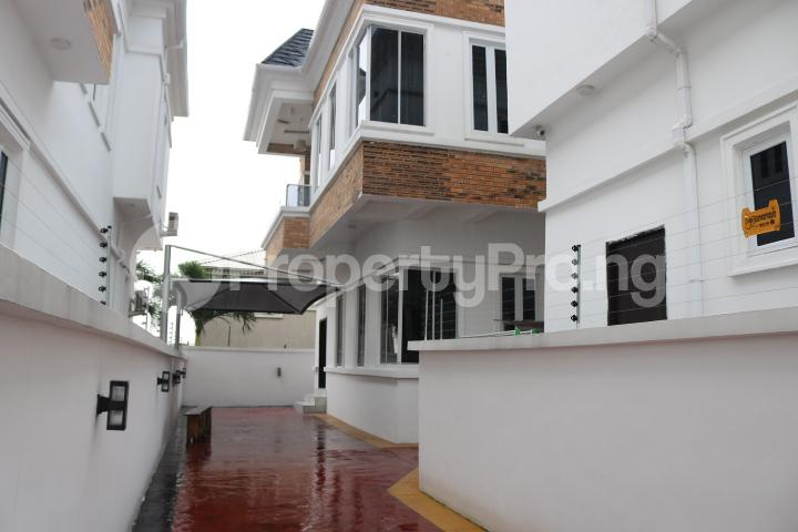5 bedroom Semi Detached Duplex House for sale Ikota Villa Estate Lekki Lagos - 1