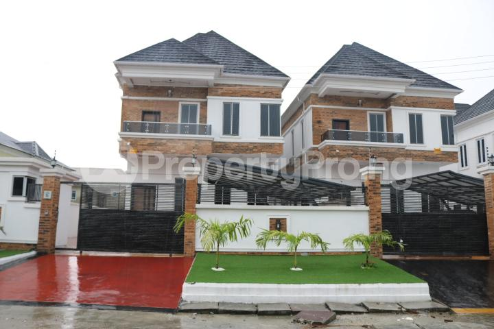5 bedroom Semi Detached Duplex House for sale Ikota Villa Estate Lekki Lagos - 0