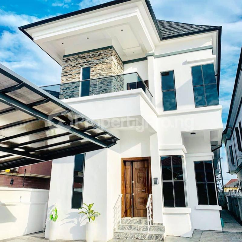 5 bedroom Detached Duplex House for sale Lekki chevron axis Lekki Phase 1 Lekki Lagos - 8