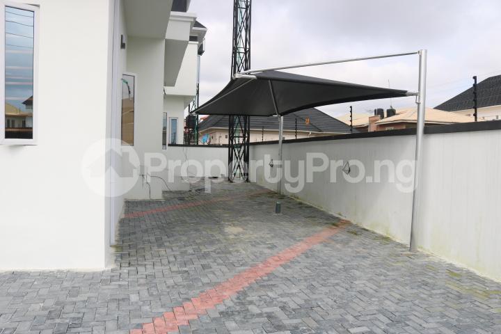 4 bedroom Detached Duplex House for sale Thomas estate Ajah Lagos - 9
