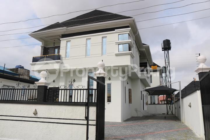 4 bedroom Detached Duplex House for sale Thomas estate Ajah Lagos - 0