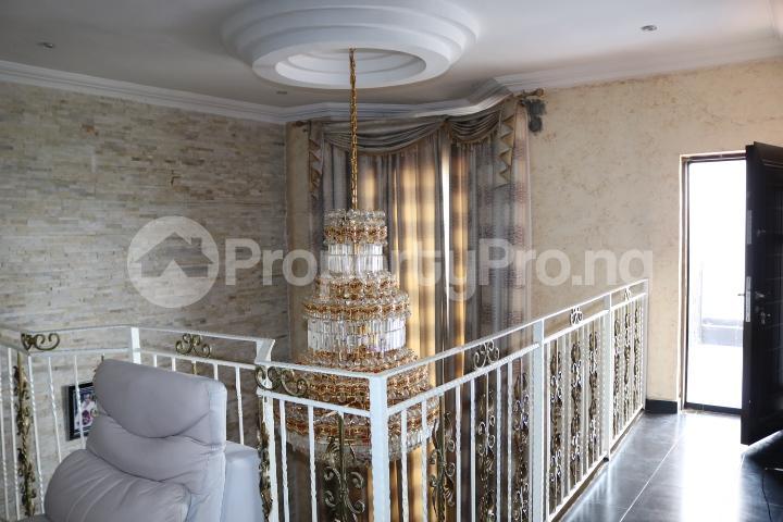 6 bedroom Detached Duplex House for sale Royal Gardens Estate Ajah Lagos - 41
