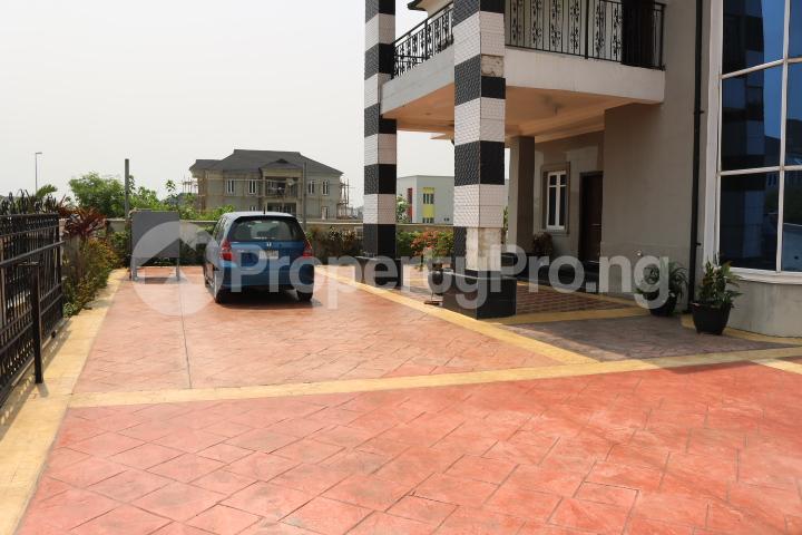 6 bedroom Detached Duplex House for sale Royal Gardens Estate Ajah Lagos - 9