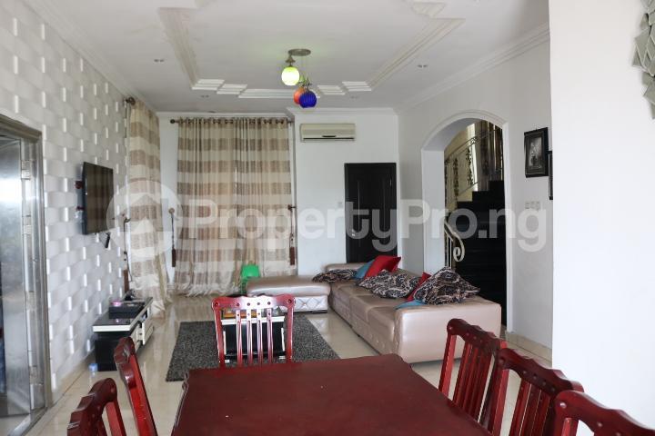6 bedroom Detached Duplex House for sale Royal Gardens Estate Ajah Lagos - 29