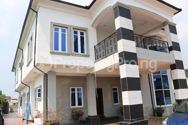 6 bedroom Detached Duplex House for sale Royal Gardens Estate Ajah Lagos - 16