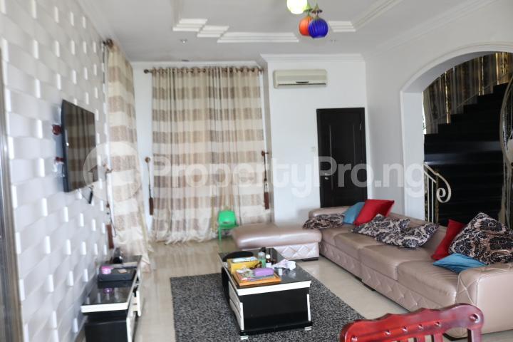 6 bedroom Detached Duplex House for sale Royal Gardens Estate Ajah Lagos - 25