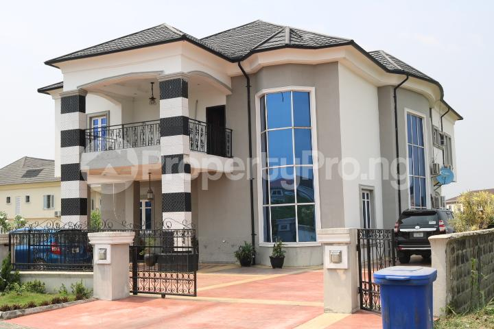 6 bedroom Detached Duplex House for sale Royal Gardens Estate Ajah Lagos - 0