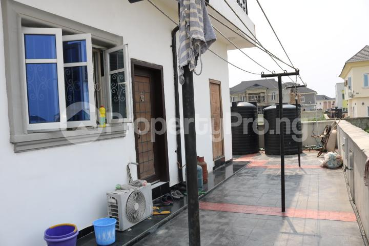 6 bedroom Detached Duplex House for sale Royal Gardens Estate Ajah Lagos - 13
