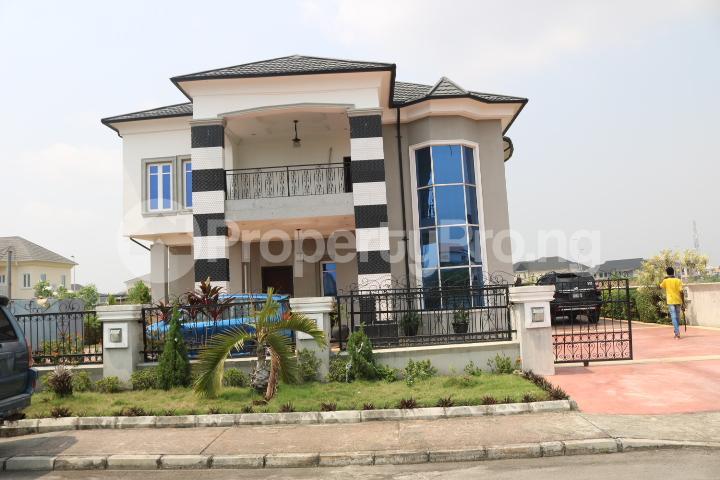 6 bedroom Detached Duplex House for sale Royal Gardens Estate Ajah Lagos - 6