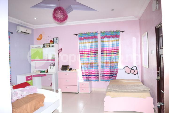 6 bedroom Detached Duplex House for sale Royal Gardens Estate Ajah Lagos - 65