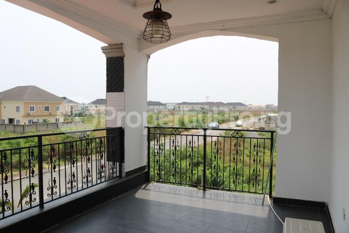 6 bedroom Detached Duplex House for sale Royal Gardens Estate Ajah Lagos - 45