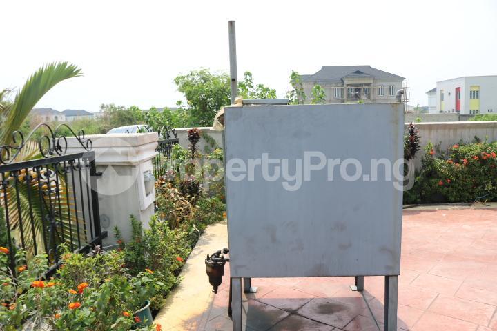 6 bedroom Detached Duplex House for sale Royal Gardens Estate Ajah Lagos - 72