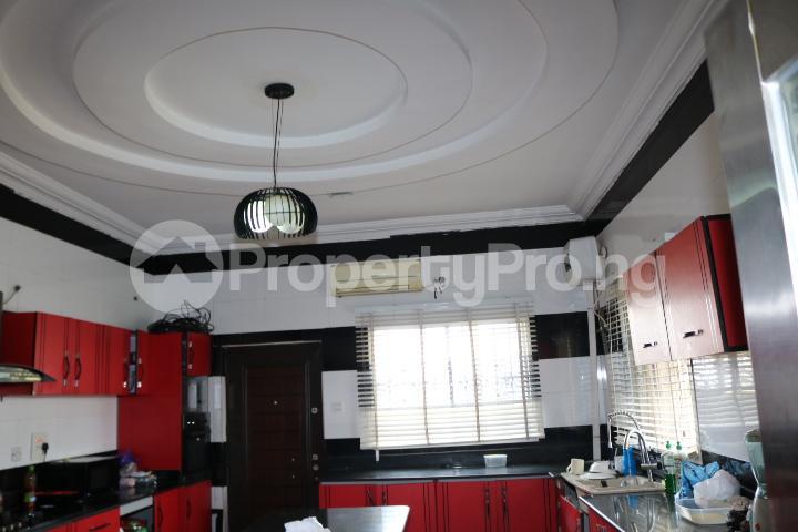 6 bedroom Detached Duplex House for sale Royal Gardens Estate Ajah Lagos - 31