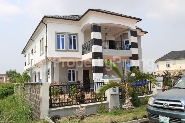 6 bedroom Detached Duplex House for sale Royal Gardens Estate Ajah Lagos - 5