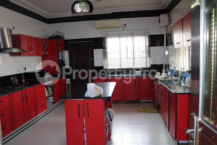 6 bedroom Detached Duplex House for sale Royal Gardens Estate Ajah Lagos - 30