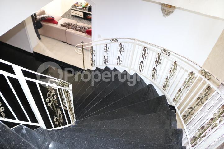6 bedroom Detached Duplex House for sale Royal Gardens Estate Ajah Lagos - 39