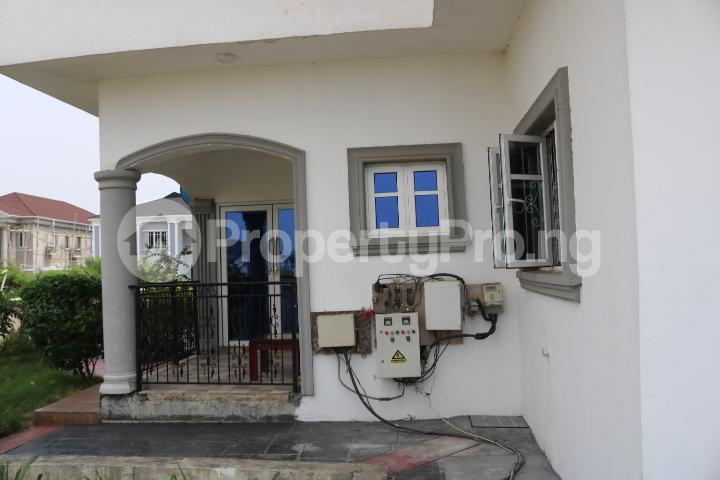 6 bedroom Detached Duplex House for sale Royal Gardens Estate Ajah Lagos - 71