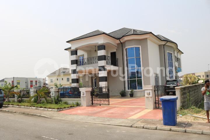 6 bedroom Detached Duplex House for sale Royal Gardens Estate Ajah Lagos - 1