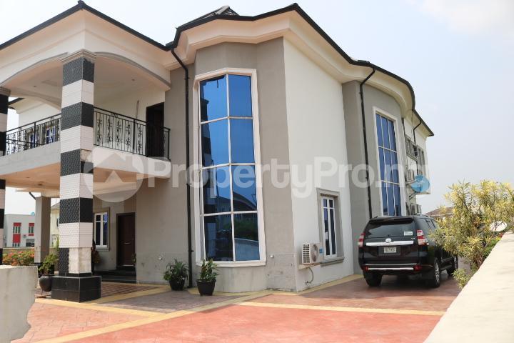 6 bedroom Detached Duplex House for sale Royal Gardens Estate Ajah Lagos - 8