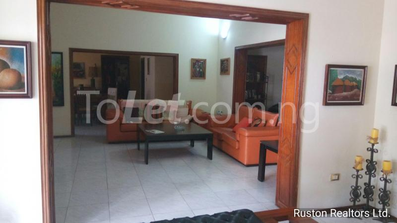 8 bedroom House for sale Alalubosa GRA Alalubosa Ibadan Oyo - 2
