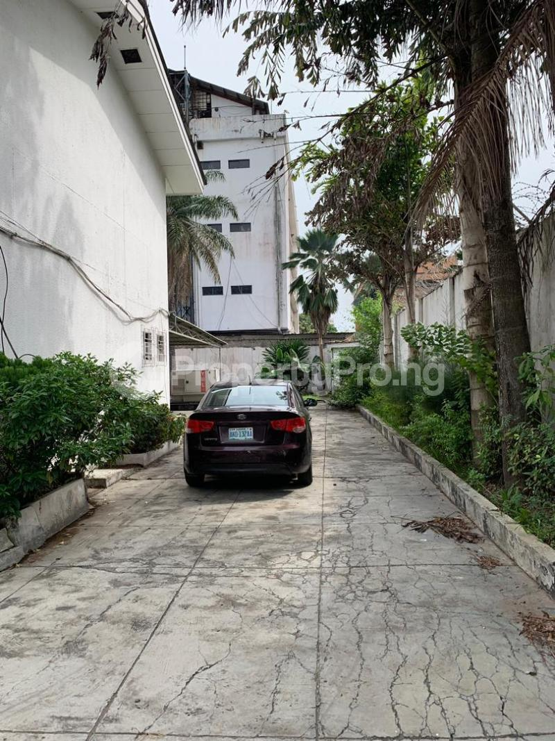 10 bedroom House for rent Ademola Adetokunbo Victoria Island Lagos - 2
