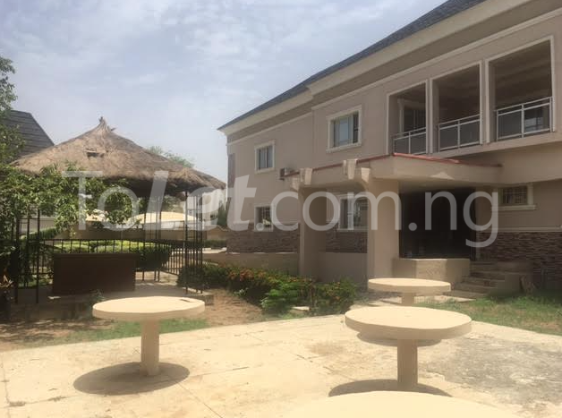 10 bedroom House for rent Garki Garki 1 Abuja - 0