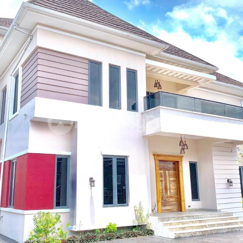 5 bedroom Detached Duplex House for sale Oral Estate  chevron Lekki Lagos - 11