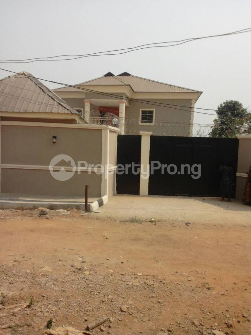 5 bedroom Detached Duplex House for sale Governor's rd Governors road Ikotun/Igando Lagos - 1