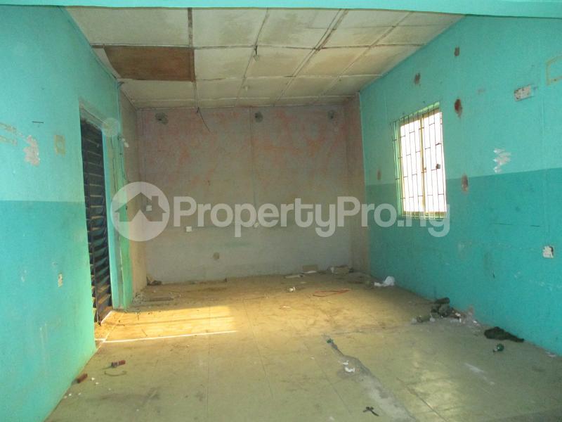 Shop Commercial Property for rent Iyanera Okokomaiko Ojo Lagos - 7
