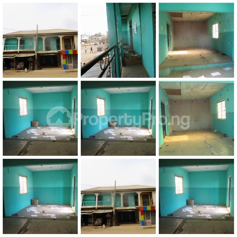 Shop Commercial Property for rent Iyanera Okokomaiko Ojo Lagos - 0