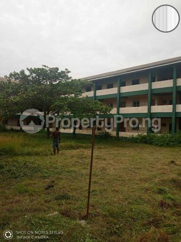 School Commercial Property for sale In a nice Neighborhood Ago palace Okota Lagos - 0