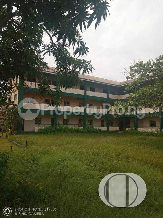 School Commercial Property for sale In a nice Neighborhood Ago palace Okota Lagos - 1