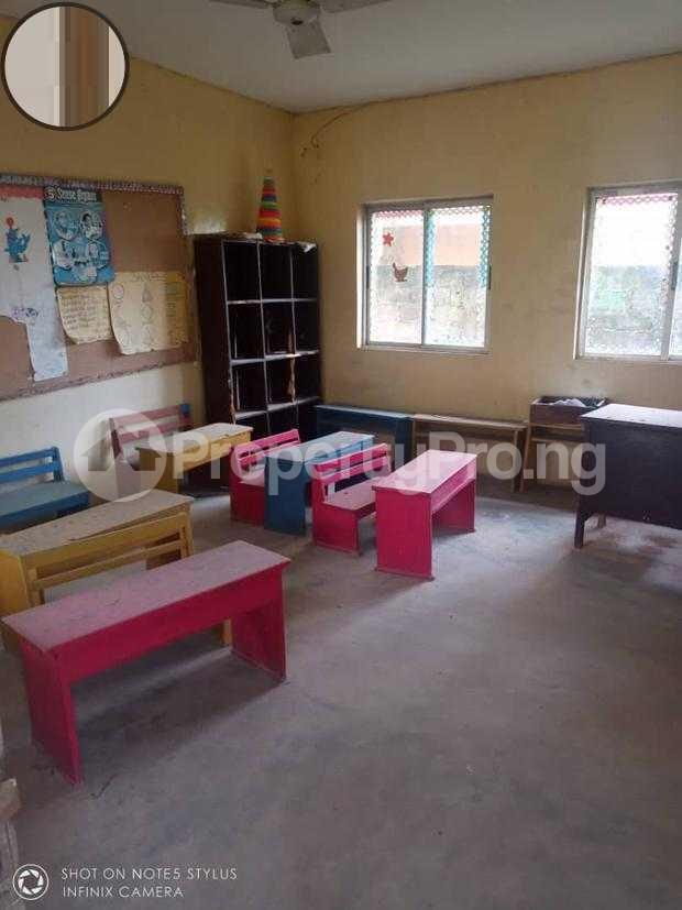 School Commercial Property for sale In a nice Neighborhood Ago palace Okota Lagos - 2