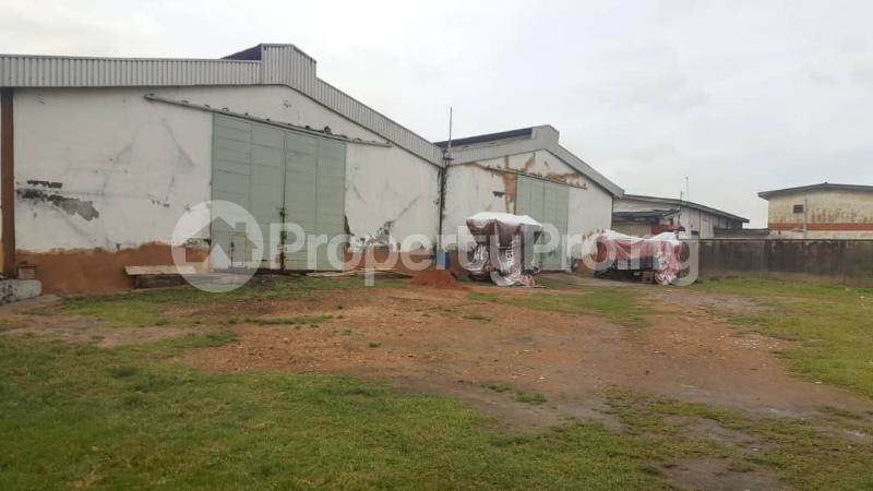 Warehouse Commercial Property for sale ----- Oshodi Expressway Oshodi Lagos - 0