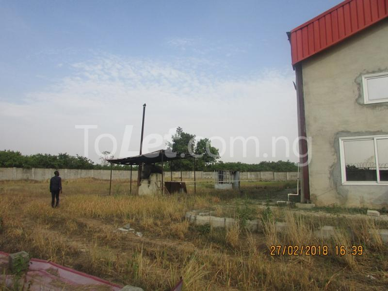Commercial Property for sale idu Idu Industrial(Institution and Research) Abuja - 2