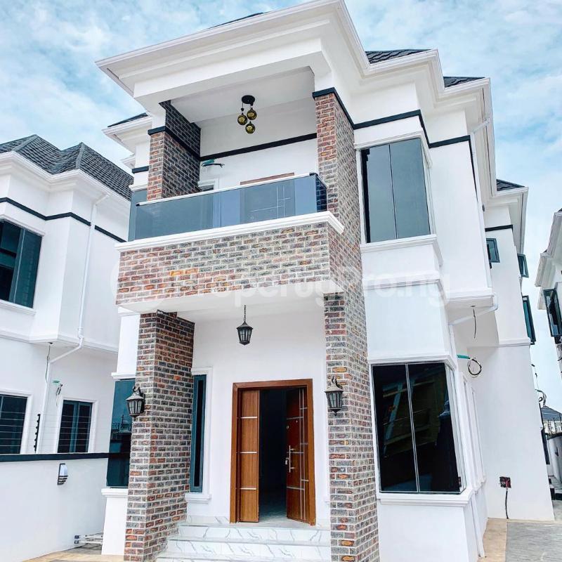 4 bedroom Detached Duplex House for sale Pinnock Beach Estate  Osapa london Lekki Lagos - 2