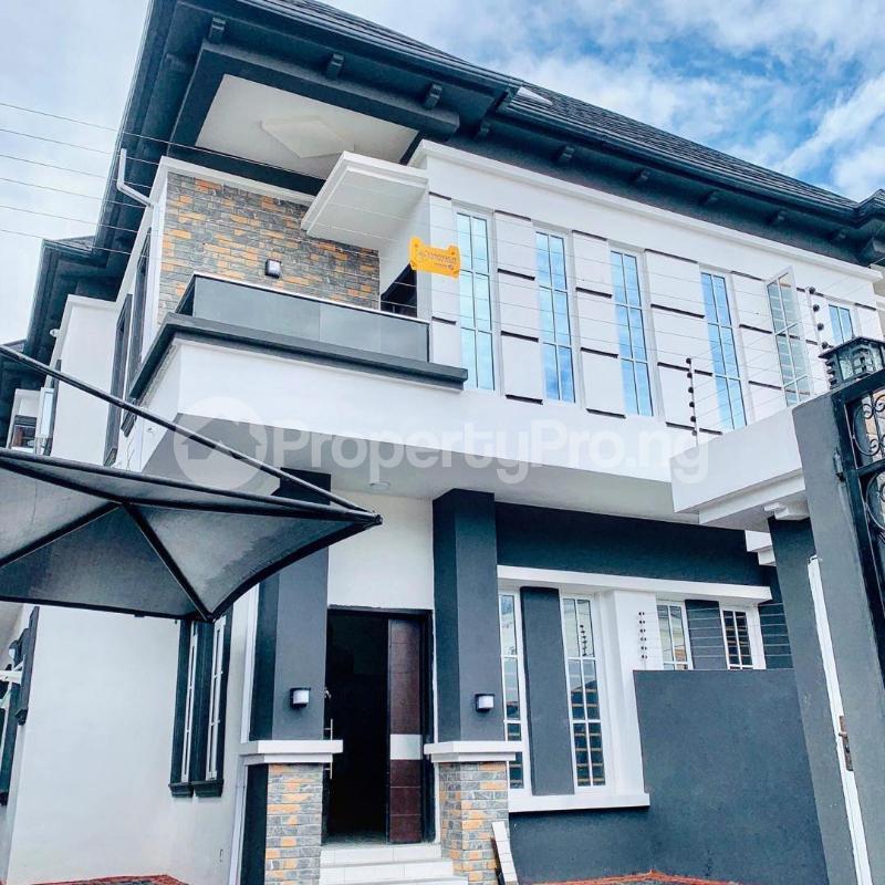 4 bedroom Detached Duplex House for sale Pinnock Beach Estate  Osapa london Lekki Lagos - 10