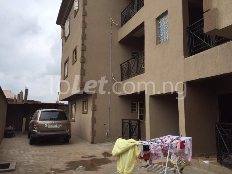 1 bedroom mini flat  Flat / Apartment for sale Ifako Gbagada Ifako-gbagada Gbagada Lagos - 0